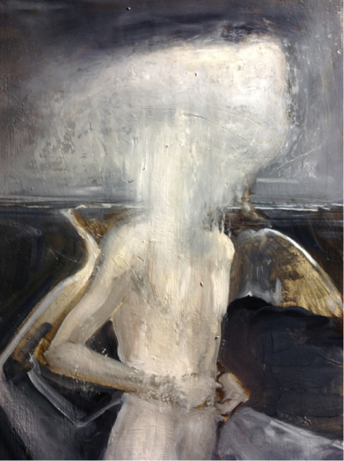 agostinoarrivabene:  God 2012 oil on wood 40 x 30 www.agostinoarrivabene.it