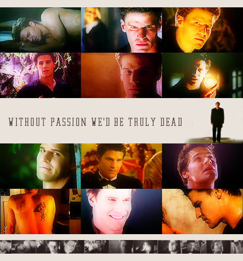 BtVS 30 Day Challenge ↳ Day 7: Least favorite male character Another favorite male character