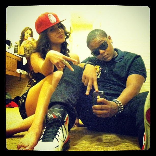 amazingalia:  Kyle Massey's instagram photo's my poor childhood.   Lol Cory
