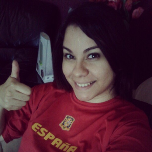Champions once again! ESPAÑA! (Taken with Instagram)