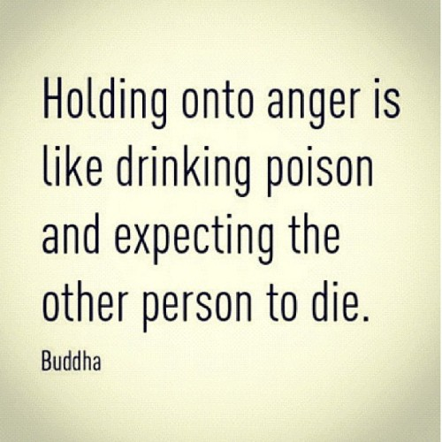  #quote #inspiration #anger #Buddha  (Taken with Instagram)