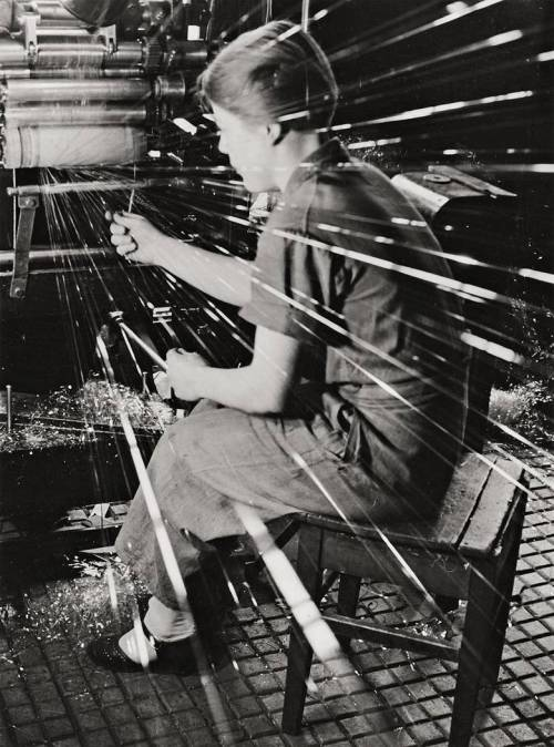 Paul Wolff and Alfred Tritschler Cellophane Worker, 1937