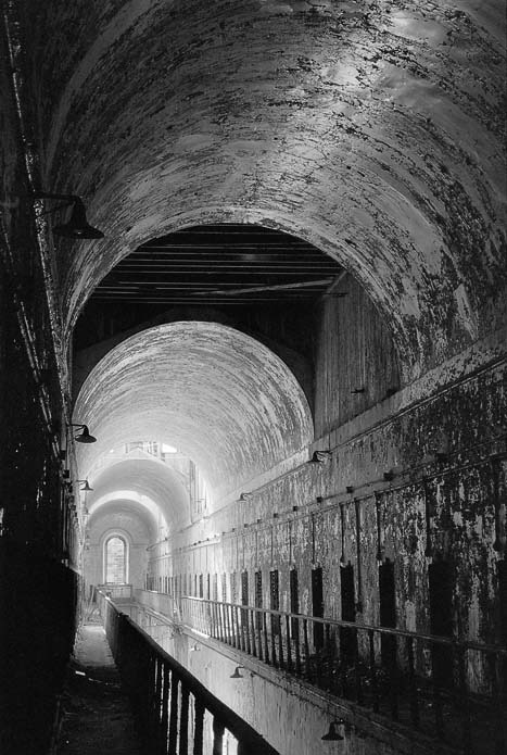 midnight-gallery:  Eastern State Penitentiary. Image by Shaun O'Boyle.