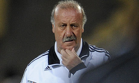 Euro 2012 day 18 Cool Chap of the Day Award goes to… Vicente Del Bosque. Not only has he won a Champions League, a World Cup and an Euro, but he also looks remarkably like Obelix. Par Toutatis!