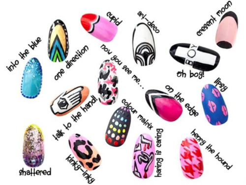 Latest Nail designs from Sophy Robson of sosoflynails