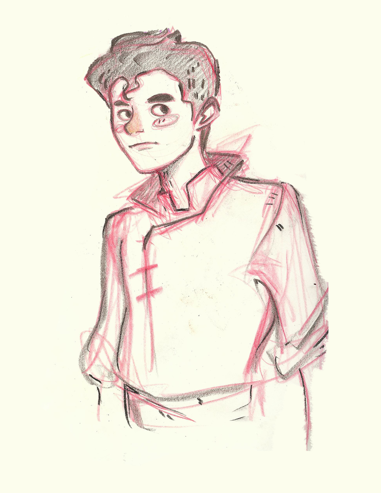 Oh you know, just some Bolin from Legend of Korra. He's so cuuute ^^