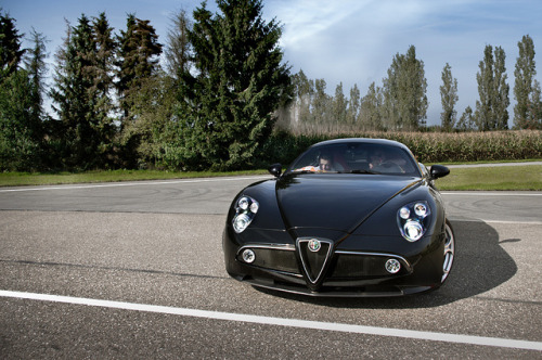 8C, Alfa Romeo on Flickr.