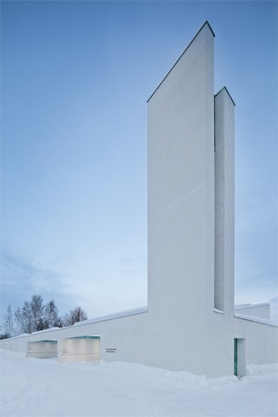 Chapel of St. Lawrence Avanto Architects