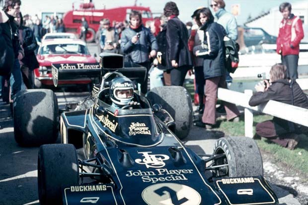 Jacky Ickx, 1974.
