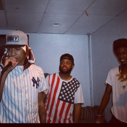 Soul Melodic x @Th3Saga x @adthestoner  (Taken with Instagram)