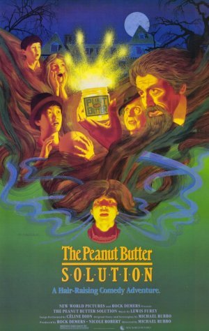 The Peanut Butter Solution - American Promotional Poster