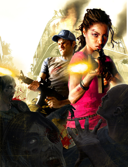 "gamefreaksnz:  Left 4 Dead 2 ""Cold Steam"" DLC coming this month  Valve has announced that Left 4 Dead 2′s 'Cold Steam' DLC pack will be released later this month for Xbox 360, PC and Mac."