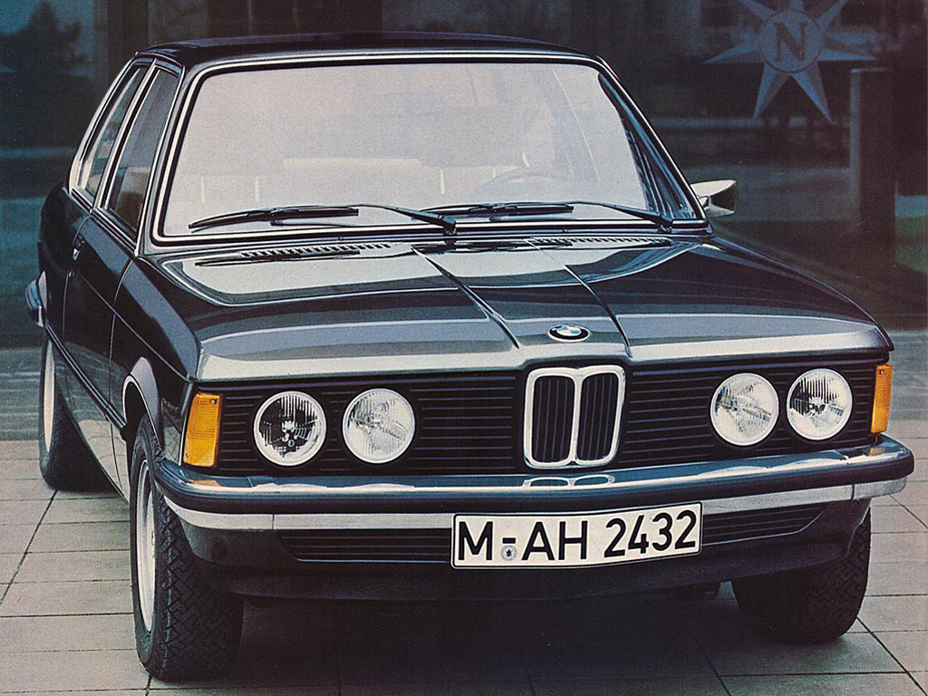 1975 BMW 320i Coupe (E21)