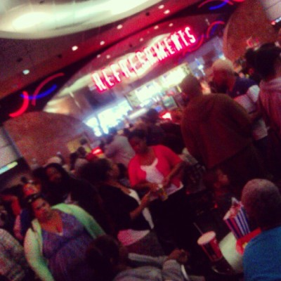 All this for the Madea movie, smh. (Taken with Instagram)