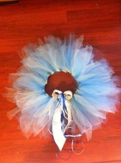 Tutus by Jaimi's Playhouse - $25.00 CUSTOM ORDER. Pick your color, color combination, add ons, ribbon You can make any color combination, or add ons. Adorable tutus for any event! - Found on Storenvy