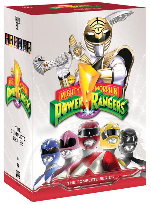 Pre-order Now! Power Rangers Complete Seasons 1-7 on 40 DVD-Set for only 5 easy payments of $43.99 + FREE Shipping! http://click.linksynergy.com/fs-bin/click?id=WaGijdtDJsQ&offerid=226983.10001440&type=4&subid=0