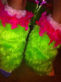 Fluffies by Jaimi's Playhouse - $20.00 CUSTOM FLUFFIES Pick any color, or additonal decoration:) Ex. feathers We will need measurements! Gorgeous fluffies made just for you! - Found on Storenvy