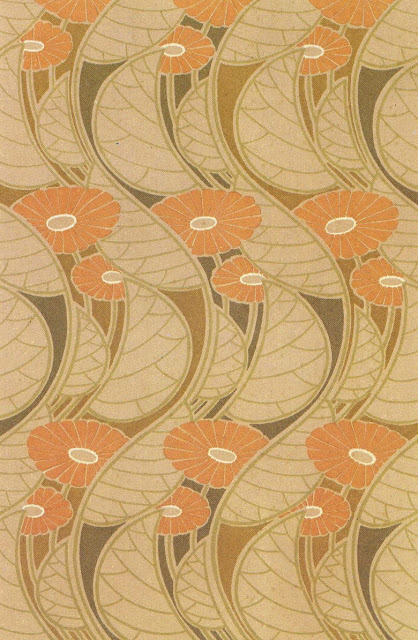 venusmilk:   René Beauclair, Decorative design work, 1900.