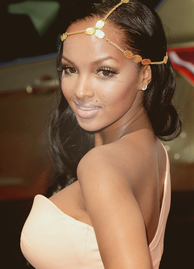 fuckyeahfamousblackgirls:  Lola Monroe at the 2012 BET Awards