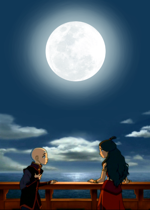 "bei-fong-appreciation-blog:  legendofkorraholyshit:  ryanofthewatertribe:  agnesaur:  sunshineowl:  Yue's all like: ""Now kiss!""    omfg  lol. YOU TWO SHOULD KISS"