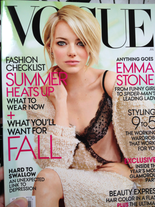 emma stone, lookin like a piece.