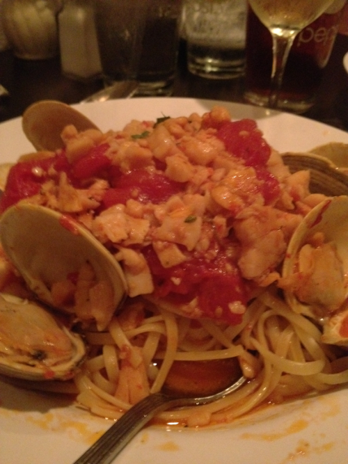 Remo's Brick Oven Pizza - Stamford, CT Linguine with red clam sauce - amazing Dish Rating:   Remo's Brick Oven Pizza on Yelp Remo's Brick Oven Pizza Google Place Page Website: www.remospizza.com ‪35 Bedford Street, Stamford, CT 06901-1908‬ ‪(203) 973-0077‬ Restaurant Ratings: Food:             Service:         …see more Remo's posts