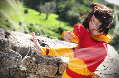 manicmaiden:  explodeattack:  Jinora - Dance like the Wind by ~hiyoko-chan  Awesome!