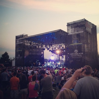 Counting Crows!! (Taken with Instagram)