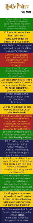 Harry Potter Fun Facts - haha,maybe