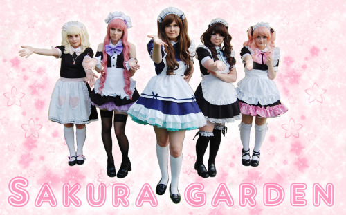 The maid café I will be working at now has a official facebook page please like us ^w^
