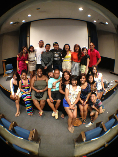factatvcu:  Almost everyone who were at the DVII meeting and elections today! The Newly elected District VII Executive Board for 2012-2013 District ChairpersonsSharmaine Placides & Glenda Ngo National Director ProxyKat Gatchalian SecretaryChristine Lapid Alumni RelationsCharmagne Paat Master of WebGabriel Diaz Your National Directors are still Ryan Cunanan and Jonah Ortañez, with Ryan Todd Smith as National Director Proxy. The Treasurer and Historian positions are still available. Apply now! Cheers!  For those who didn't come, y'all missed out today. Hibachi Buffet was bomb too!