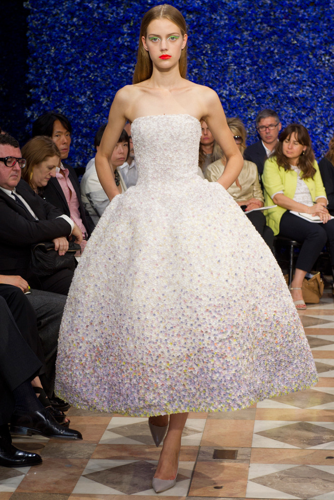 suicideblonde:  Dior Couture Fall/Winter 2012 Raf Simons' first collection for Dior