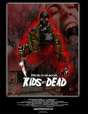 Kids Go to the Woods…Kids Get Dead (2009) Review.