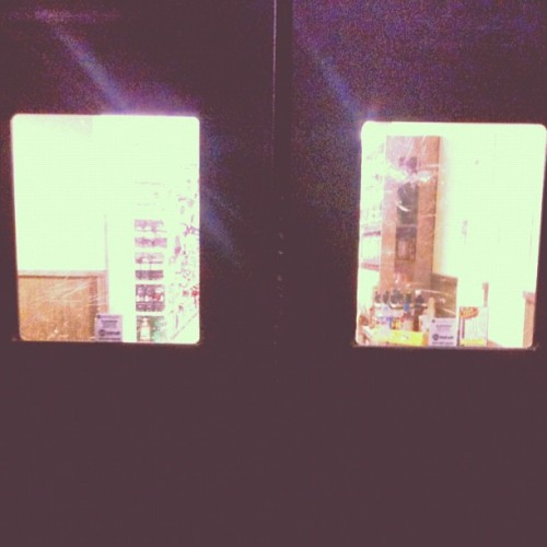 Double doors #door  (Taken with Instagram)
