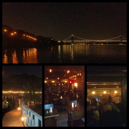 #LaMarinaNYC #uptown #dyckman  (Taken with Instagram at La Marina NYC)