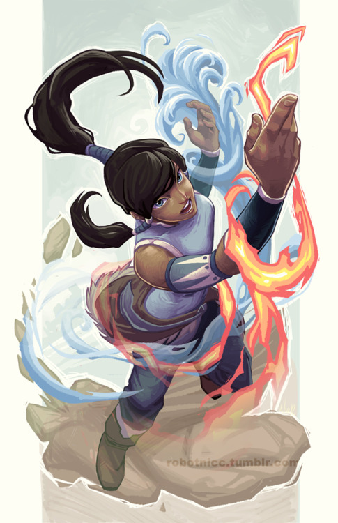 robotnicc:  Korra! :D  Just gonna…put…this…here.