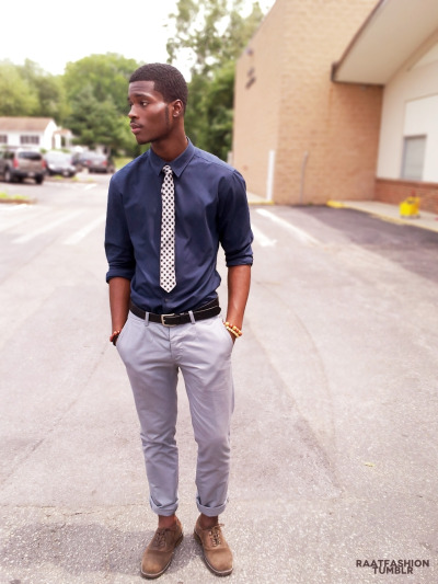 blackfashion:  Roland A. 18 Fort Meade, Maryland Submitted by: http://raatfashion.tumblr.com/