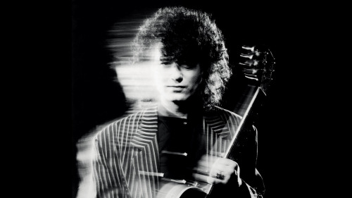 jimmypage-onthisday:  02 JUL 1988 OUTRIDER ENTERED THE BILLBOARD CHARTS  On this day in 1988, my first solo album 'Outrider' had entered the Billboard charts. The album was on David Geffen's label. I had worked closely with the label's publicist Bryn Bridenthal on press in LA to promote the record and even had a single released. The promo department did a good job on this one.