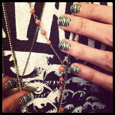 @stephstonenails @katenauta @shopncla #nailinghollywood  (Taken with Instagram)