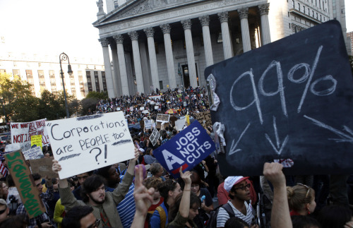 AP File photo from November 2011.  Occupiers from around the country are preparing to re-unite for a series of a July 4th events at Independence Mall in Philadelphia.   Occupy groups from across the country are headed to Philadelphia for a national gathering on Independence Mall, seeking to unify their far-flung movement against economic inequality a half-year after police evicted protesters from encampments in Philadelphia, Los Angeles, New York and other cities. The event, which starts Saturday and runs through July 4, is expected to bring about 1,500 protesters for marches, speakers and camping during the city's annual Independence Day festivities.  One protestor has already been arrested. Read more here.
