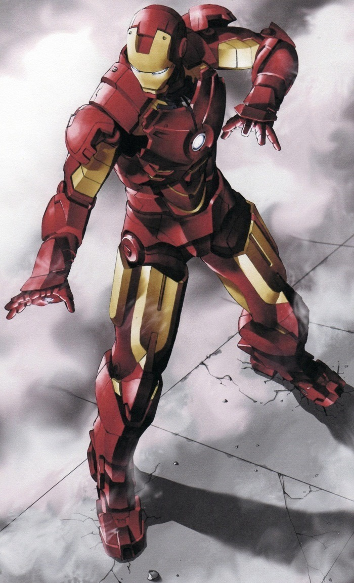 marvelkitty:  Gotta love Ironman