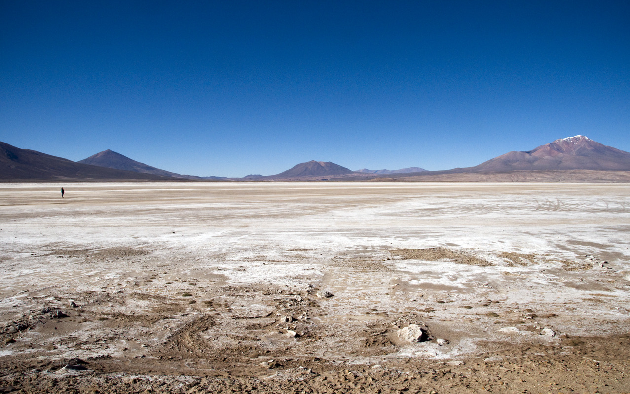 In our place/space Salar de Chiguana, Bolivia - © Diego Cupolo 2012