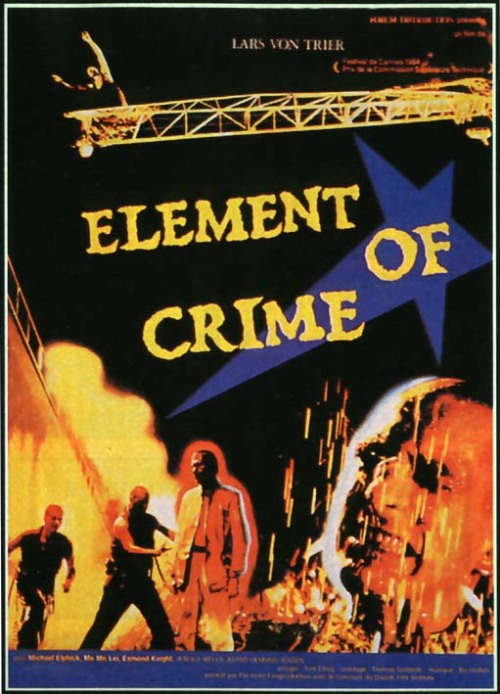 Films in 2012—#210 The Element of Crime (Lars von Trier, 1984)