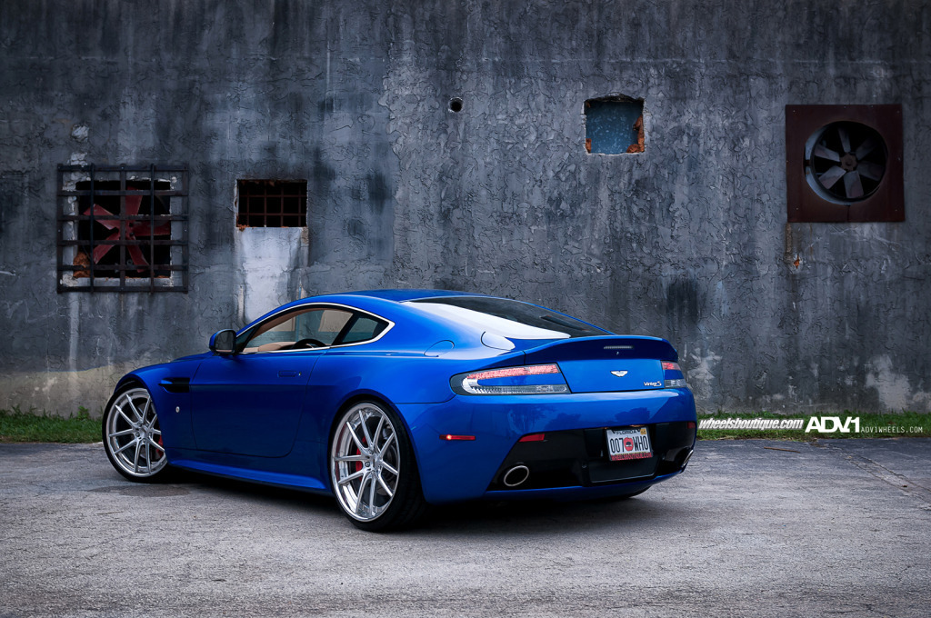 automotivated:  Aston Martin ADV5.0 Track Spec SL (by ADV1WHEELS)
