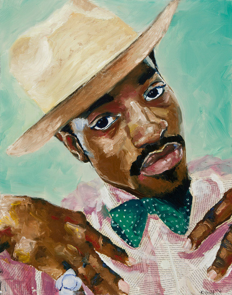 Love it. #3stacks #AndreBenjamin