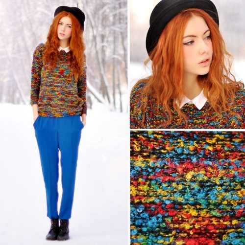 Devoted to colors (by Ebba Zingmark)