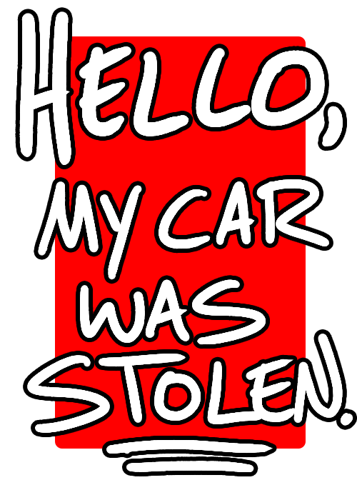 "HELLO MY CAR HAS BEEN STOLENHI THEREDo you live in California? Are you near the Bay Area? More specifically, Oakland? Then you might just be of use to me!This morning at around 5:00 AM Pacific time, my beautiful baby was stolen (again) from outside of my house. This is a big deal because it is going to completely fuck up my ability to get to work and the gym and go grocery shopping and pretty much I'm really upset and don't want to have to go on the arduous task of finding another, especially since I absolutely love my car. It is my first car…  I live in the Glenview-Montclair district of Oakland, but of course there's no way to be sure it's even in Oakland anymore but HEY, who knows. Anyhoo, if you happen to see it, I'd appreciate some information!  RED 1990 NISSAN 240SX, paint is pretty faded and patchy in some places, might be a piece of white tape hanging  off the front or back right wheel that I never bothered to remove. License plate reads ""2BHP"" (or 3BHP, I'd check the registration card or the license but HAHA well…), and it has somewhere between 260,000 - 280,000 miles on it Here are some handy photos of what it looks like! (mine does not have a spoiler at all)  PLEASE REBLOG THIS IF YOU CAN it's really important to me pls u gasi…"