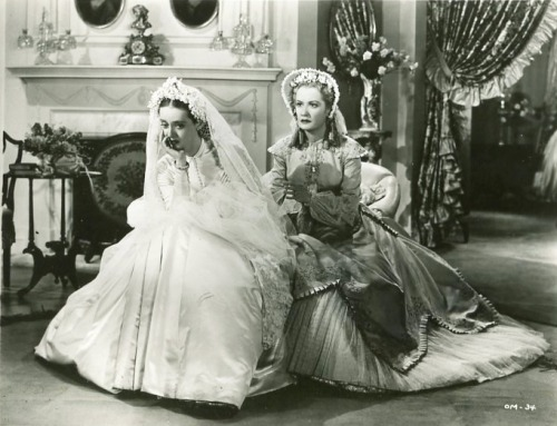 The Old Maid (1939) Bette Davis & Miriam Hopkins