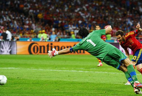 ესპანეთი ევროპის ჩემპიონია !