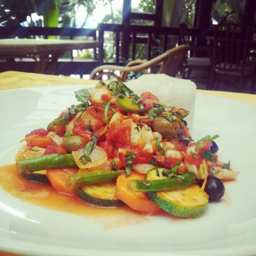 Seafood Stew #lagenislandalacarte #tastetest #newmenu #food  (Taken with Instagram)